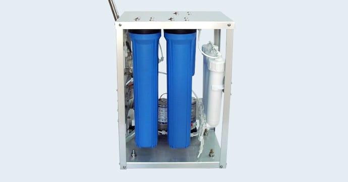 緊急災害対策造水器・浄水器イメージ画像