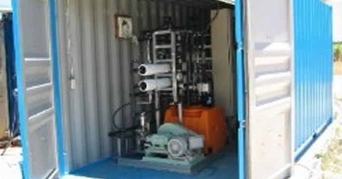 製塩用途 海水高濃縮装置画像03