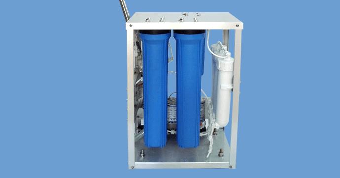 緊急災害対策造水器・浄水器画像