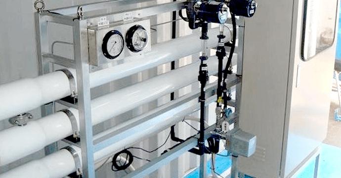 液体高濃縮装置・排水高濃縮技術イメージ画像